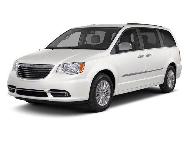 Chrysler Town And Country Dvd Headphone Jack Image